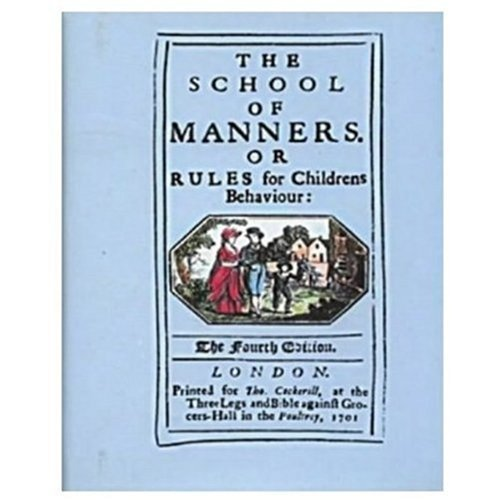 the book of good manners essay