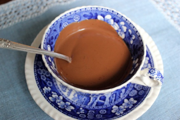 colonial chocolate cream