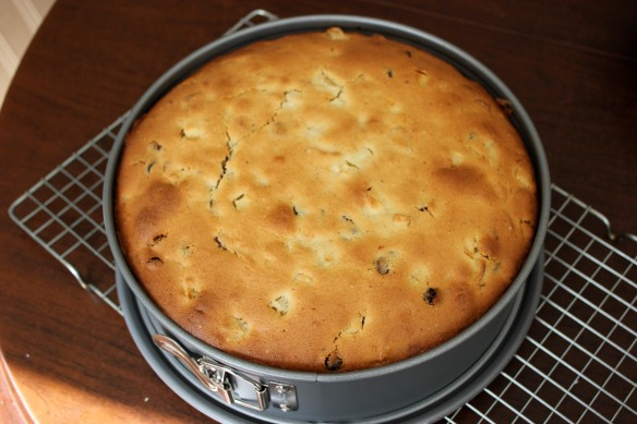 Martha Washington Great Cake