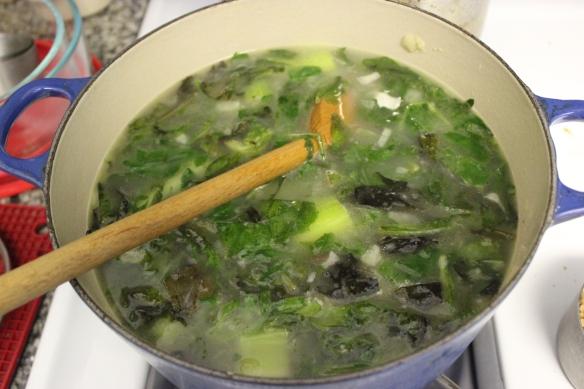 soup meagre