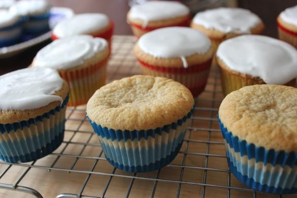 Eliza Leslie cup cakes