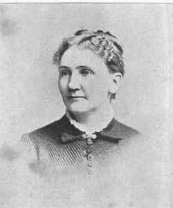 Mrs. Sarah Tyson Rorer