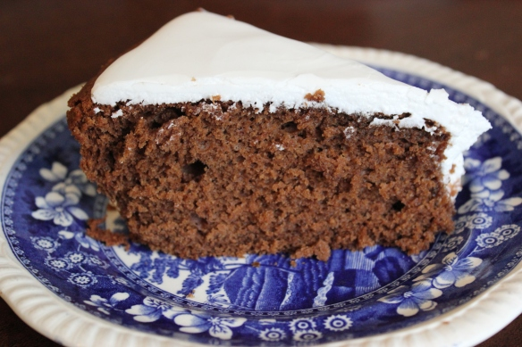 Mrs. Rorer's Chocolate Cake