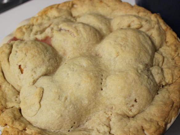 Maria Parloa's peach pie