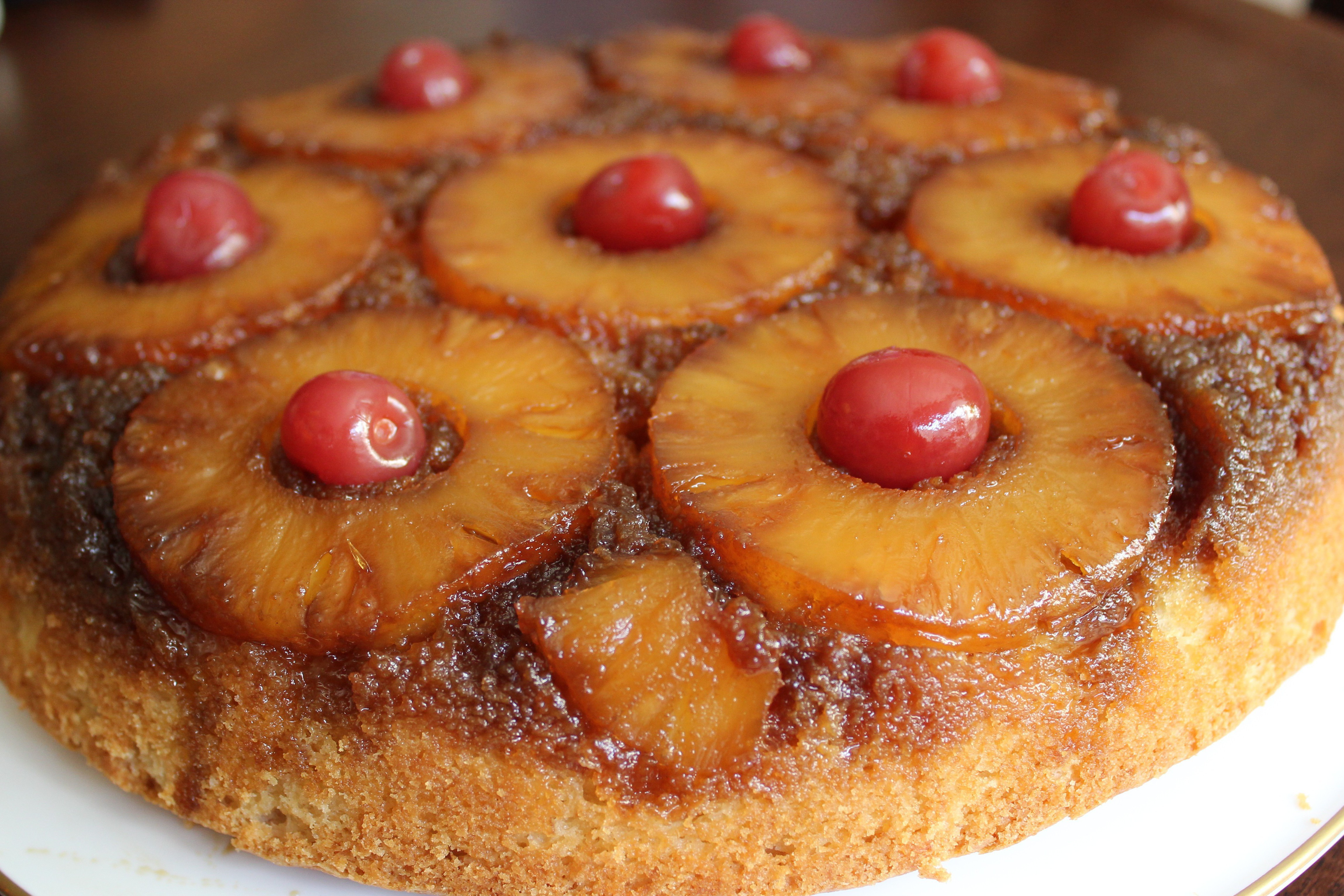 recipe: dole recipes pineapple upside down cake [28]