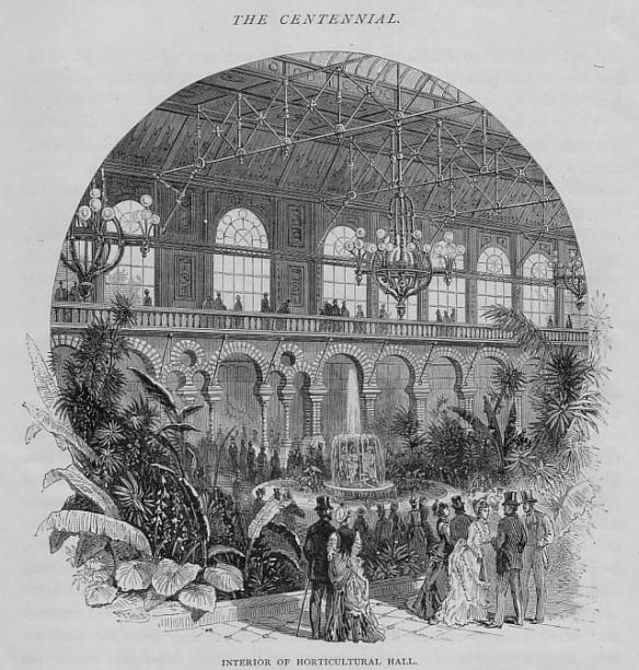 Philadelphia's Centennial Exposition, 1876