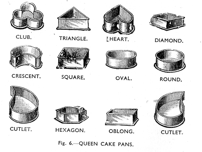 Queen Cakes | Revolutionary Pie